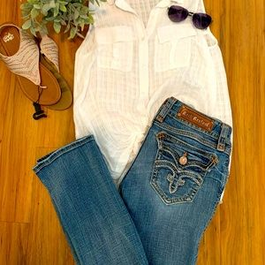~Women's Rock Revival Jeans~